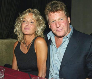 'Our son's doing well' - Ryan O'Neal remembers Farrah