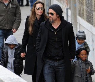 Angelina Jolie: 'I'd marry Brad if the kids asked'
