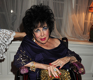 'No one can play Elizabeth Taylor but me', says star