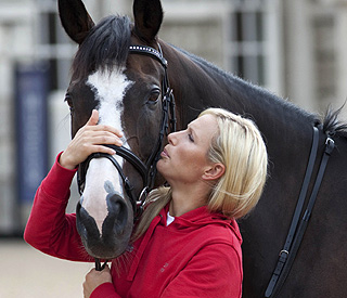 Zara Phillips reveals her game plan for 2010 Olympics