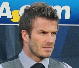 David Beckham 'a bit old' to play for England again