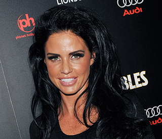 Katie Price and Peter's marital home on the market