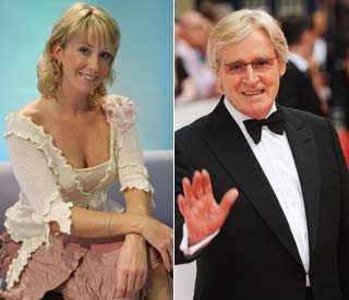 New romance buoys 'Corrie' star Bill Roache
