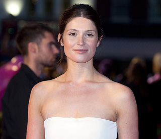 Gemma Arterton goes 'nude' at new film's premiere