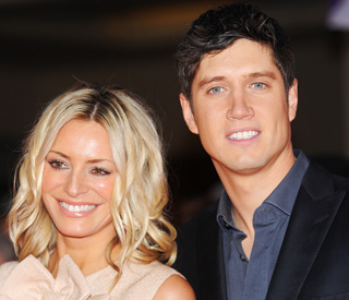 'Vernon and I are doing good': Tess Daly has moved on