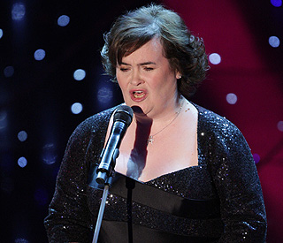 Susan Boyle pulls out of US show over Lou Reed song