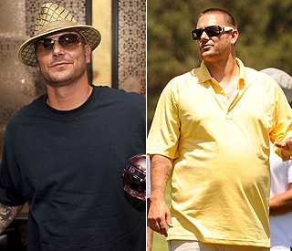 Slimline Kevin Federline: 'I didn't think I was that big'