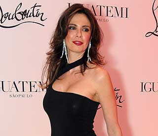 Mick Jagger's ex Luciana Morad is pregnant