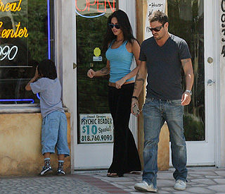 Megan Fox is 'my better half in parenting', says Brian