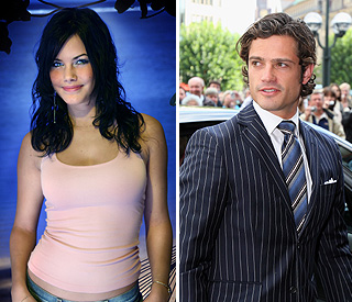Prince Carl Philip moves in with his reality TV star love