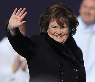 Susan Boyle's 'chaste' first romance ends due to father
