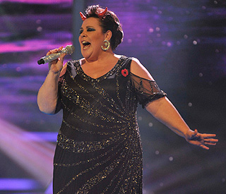 'X Factor's Mary Byrne would consider surgery to slim