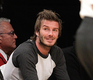 David Beckham denies reports he wants US citizenship