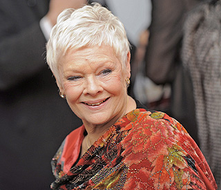 Judy Dench seduced by Johnny in new 'Pirates' film