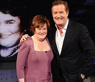 Susan Boyle thought 'dream was over' after 'BGT' final
