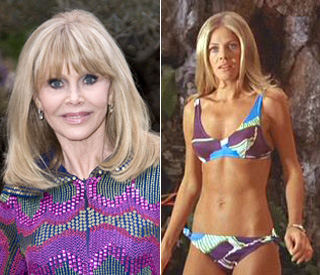 I won't wear a bikini in 'I'm a celeb,' says Britt Ekland