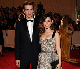 Hayden Christensen and Rachel Bilson back on?