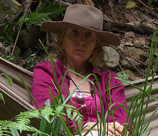"'I'm scared of water:"" 'I'm a Celeb's Gillian McKeith"
