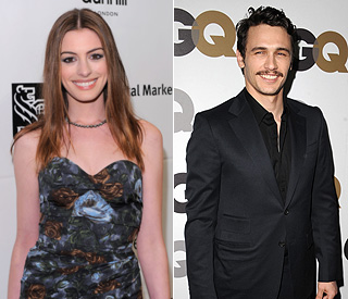 Anne Hathaway and James Franco to host Oscars