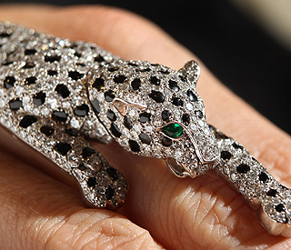 Wallis Simpson panther bracelet fetches £4.5 million