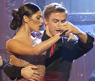 Cheryl Cole's LA move 'good' for Derek Hough