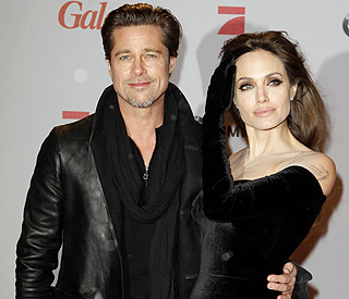 Angelina Jolie steals the show with unique glove dress