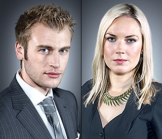 Last two hopefuls reach finals of The Apprentice