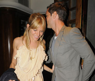 Jude Law's grand gesture for Sienna Miller's 29th