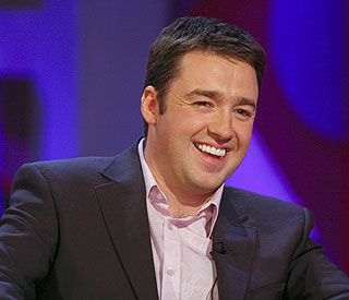 Jason Manford and wife welcome third daughter
