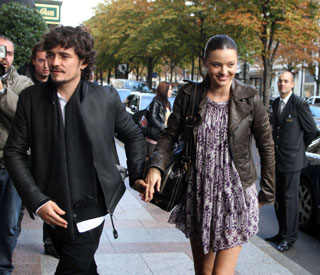Natural birth for Orlando Bloom's wife Miranda Kerr