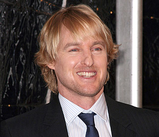 Owen Wilson reveals name of his newborn son