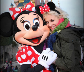 Pixie Lott celebrates her 20th birthday in magical style