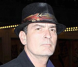 Troubled Charlie Sheen: 'I have a lot of work to do'