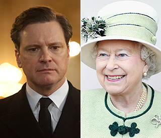 Royal seal of approval for Colin Firth's 'King's Speech'
