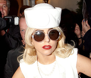 Lady Gaga refused entry to her old home