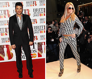 Peter Andre relieved as Katie Price gives BRITs a miss