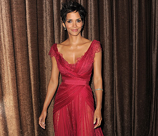Halle Berry in good spirits after her custody battle win