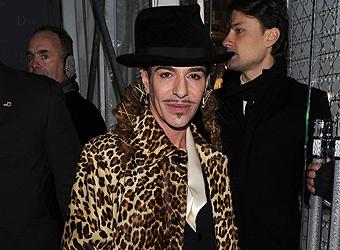 Dior designer John Galliano arrested in Paris