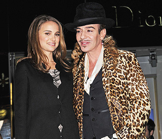 Natalie Portman's 'disgust' over John Galliano video