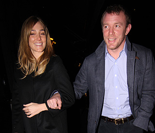 Guy Ritchie and model girlfriend expecting?