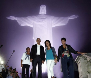 Michelle Obama wows in Brazil with her Portuguese