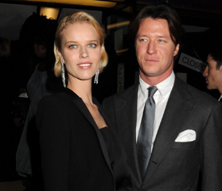 Baby joy for Eva Herzigova and Gregorio Marsiaj