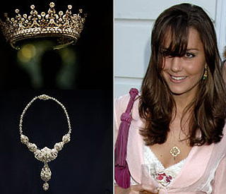 Kate Middleton's jewellery dilemma on her special day