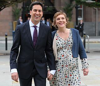 Labour leader Ed Miliband to wed mother of his sons