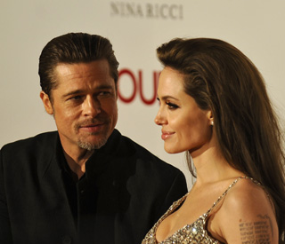 Brad and Angelina make time for romantic getaway
