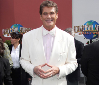 David Hasselhoff considering third marriage
