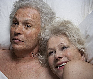 Helen Mirren is OAP vampire in Harry Met Sally spoof