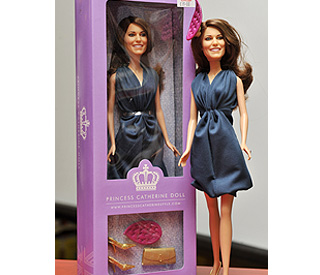 New Kate Middleton engagement doll goes on sale