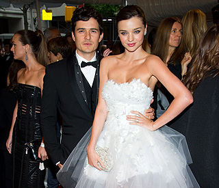 Miranda Kerr wows in ballerina creation