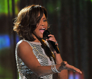 Whitney Houston back in rehab